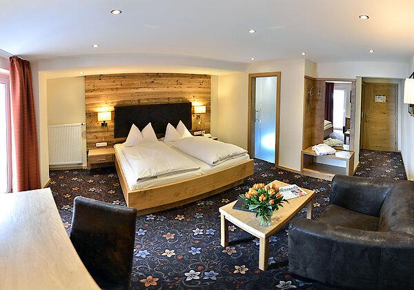 komfortable Suiten im Wellnesshotel Randsbergerhof